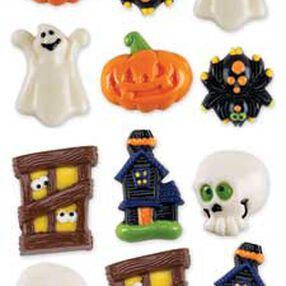 Halloween Candy Mold 2 Pack Set