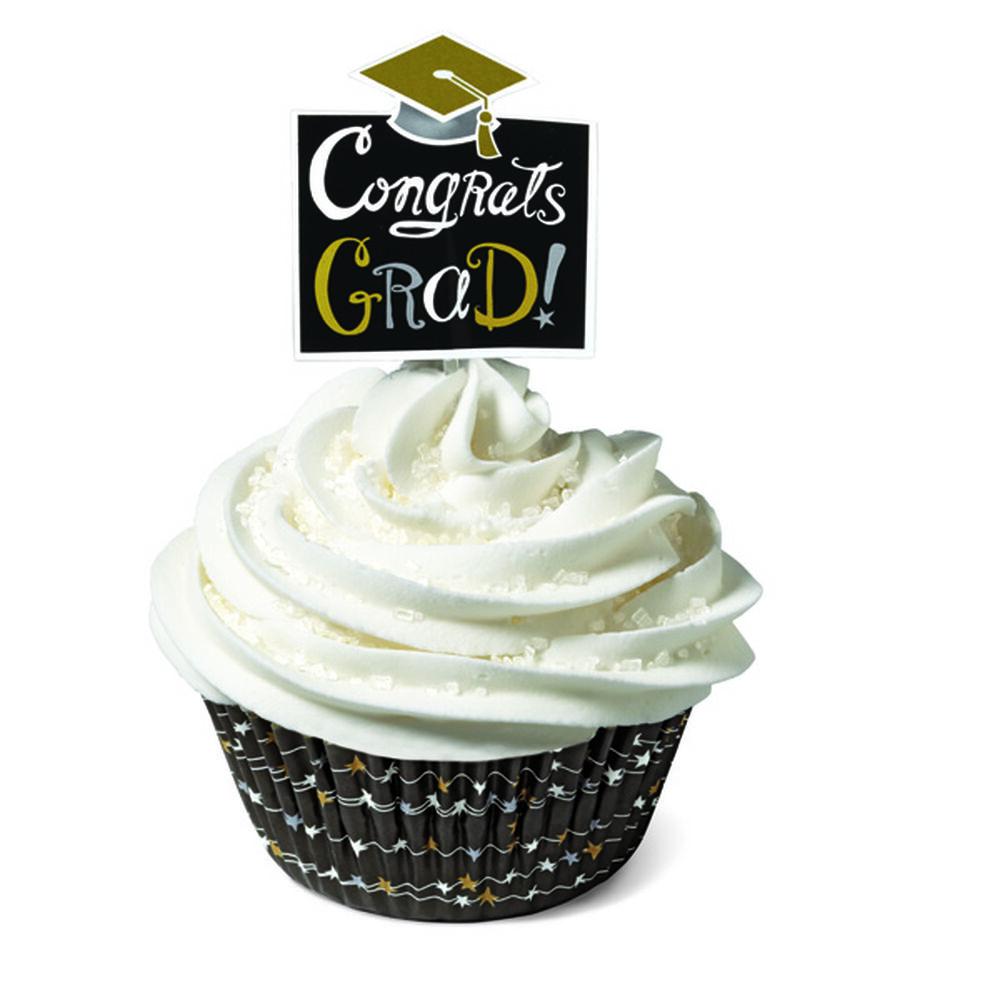 Graduation Cupcake Decorating Set Wilton