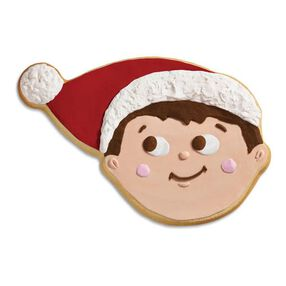 The Elf on the Shelf Giant Cookie Pan