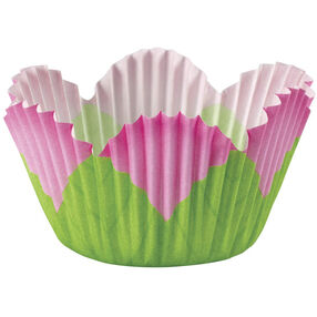 Mini Pink Petal Cups