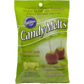 Wilton Caramel Apple Flavored Candy Melts