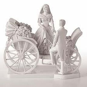 Just Married Figurine