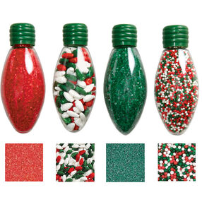 Light Bulb Sprinkle Set