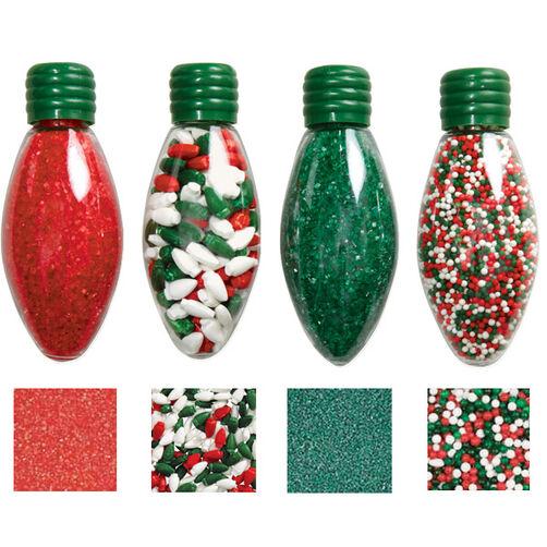 Light Bulb Sprinkle Set