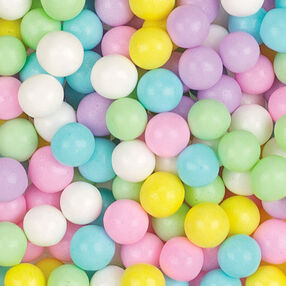 Pastel Pearls Favor Candy