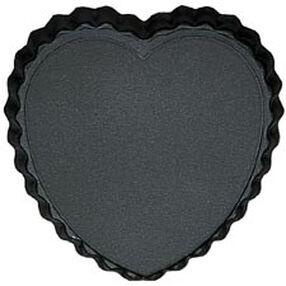Non-Stick Singles! Heart Tart/Quiche Pan