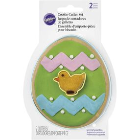 Easter Cookie Cutter Set