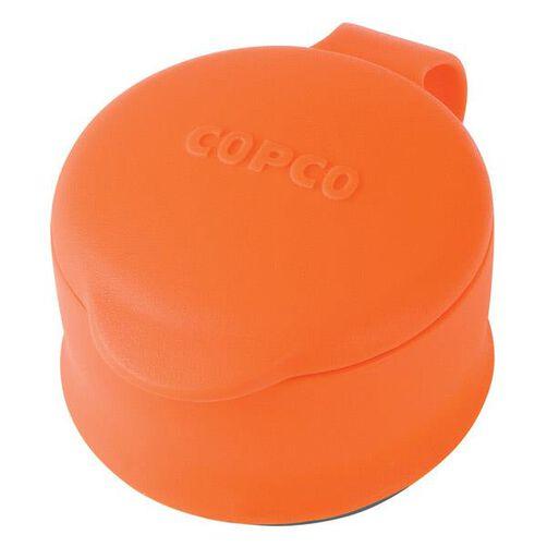 Medium Orange Bag Cap