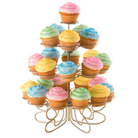 Cupcakes 'N More 24 Count Mini Dessert Stand