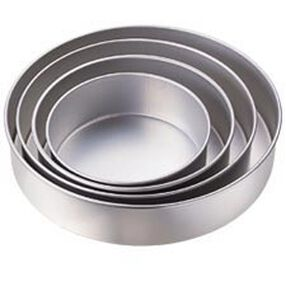 Performance Pans Round Pan Set, 3 in. Deep