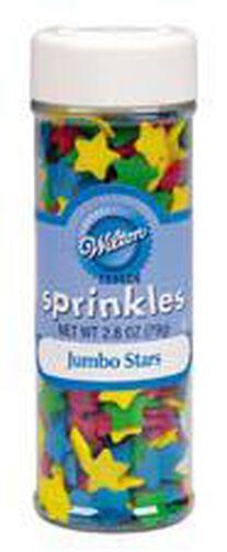 Jumbo Stars Sprinkles