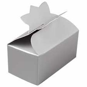 Silver Truffle Boxes