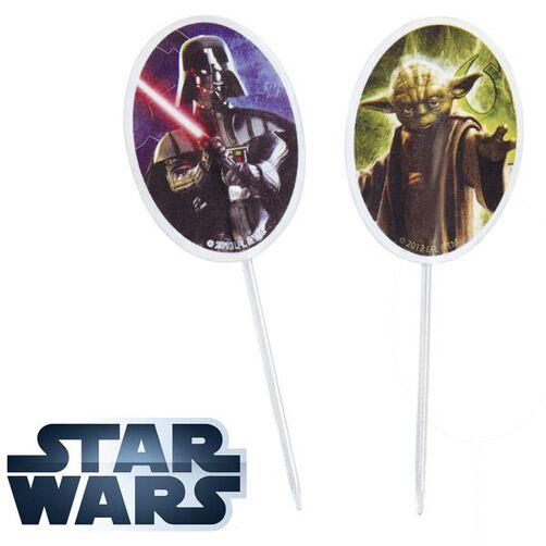 Darth Vader™ & Yoda™ Toppers Fun Pix