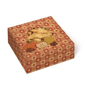 Wilton 9 in. Autumn Pie Box, 2 Ct.