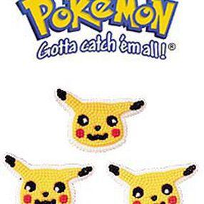 Pokémon™ Icing Decorations