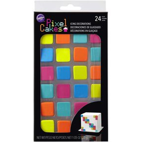 ROYAL SQUARES ASST 24CT