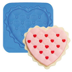 Heart Silicone Candy and Craft Mold