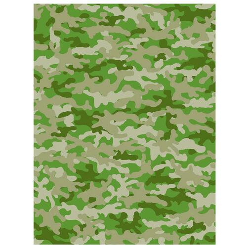 Camouflage Sugar Sheets