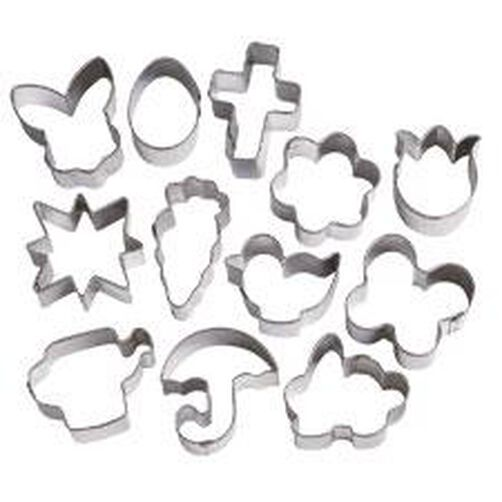 Easter 12 Pc. Mini Metal Cutter Collection