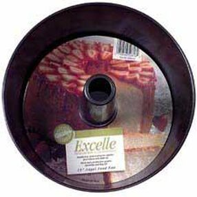 Excelle Premium Non-Stick 10-inch  Angel Food Pan
