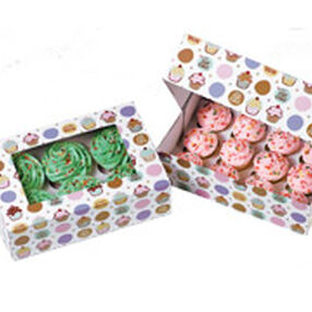 Be My Cupcake Cupcake Boxes