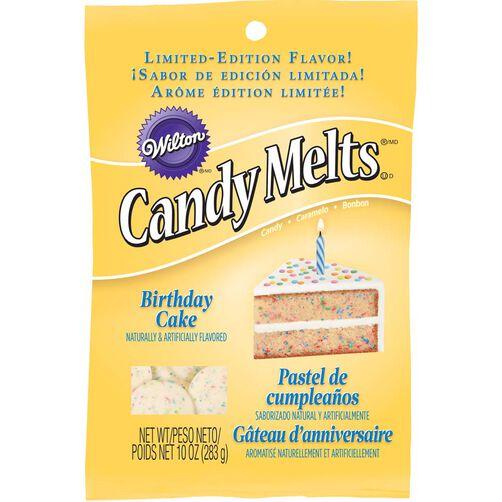 Candy Melts Cake Decorating