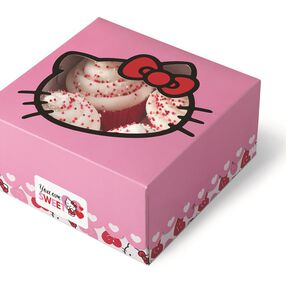 Wilton Hello Kitty™ Treat Box, 3-Count