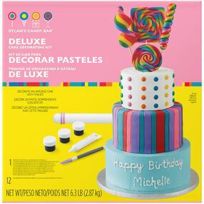 Dylan's Candy Bar Deluxe Cake Kit
