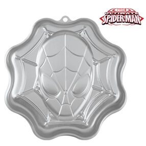 Spider-Man Ultimate Cake Pan