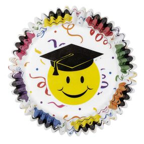 Wilton® Smiley Graduation Standard-Size Baking Cups, 75 Ct.