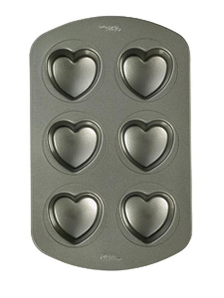 Non Stick Mini Heart Pan Wilton
