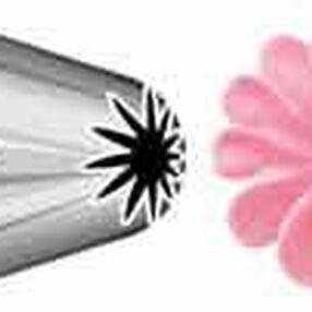 No. 1E Drop Flower Decorating Tip*