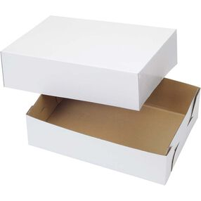 10 x 14 Corrugated Cake Boxs