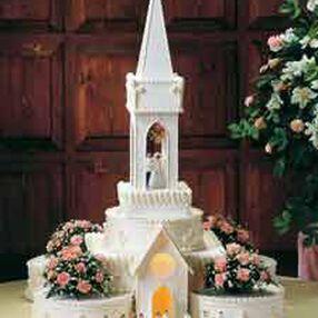 Cathedral Cake Kit