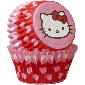 Wilton Hello Kitty™ Baking Cups, 50-Count