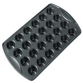 Professional Results Non-Stick 24-Cup Mini Muffin Pan