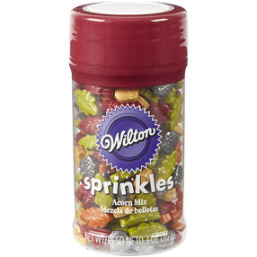 Acorn Sprinkles Mix