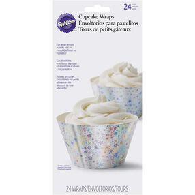 Cosmic Cupcake Liners