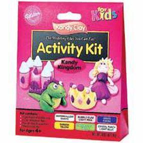Kandy Kingdom Kandy Clay Activity Kit
