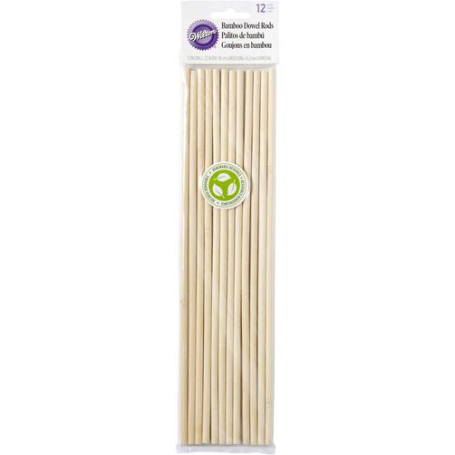 Bamboo Dowel Rods