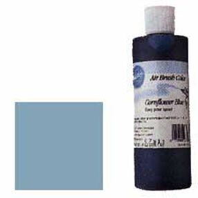 Cornflower Blue Airbrush Colors