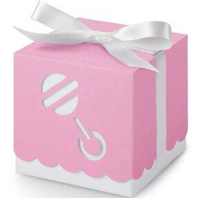 Pink Rattle Box