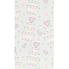 Wedding Cake Party Bags