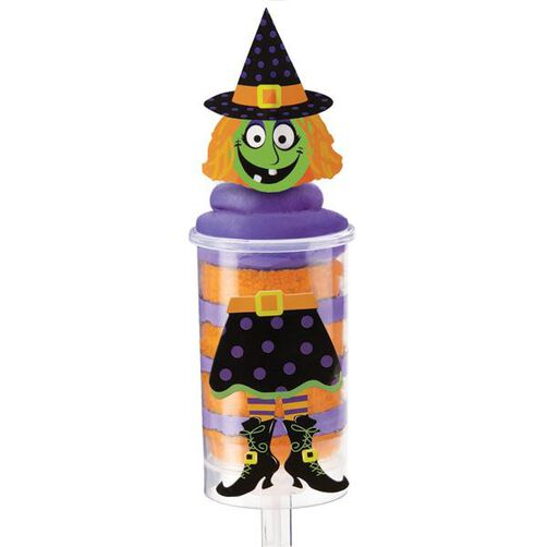 Witch Treat Pop Decorating Kit