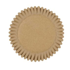 Unbleached Mini Cupcake Liners