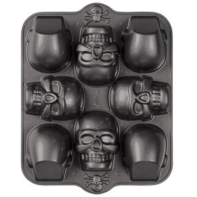 Dimensions® 3-D Mini Skull Pan