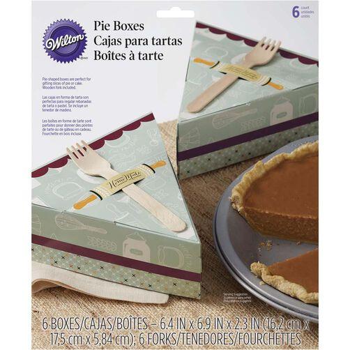 Wilton Individual Pie To-Go Box Set