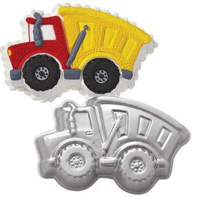 Dump Truck Pan