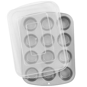 Recipe Right® Covered Muffin Pan