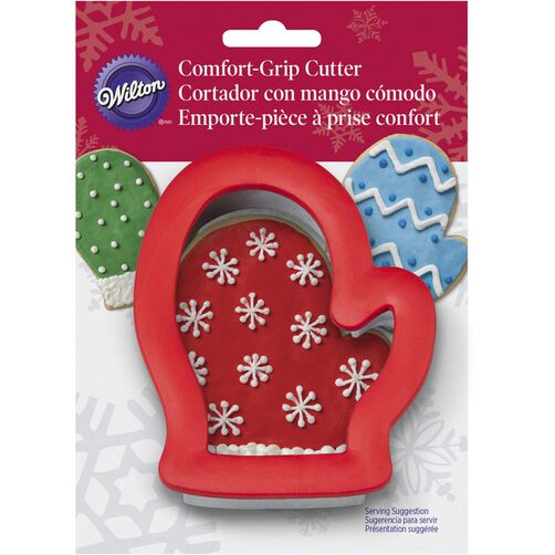 Wilton Comfort Grip Mitten Cookie Cutter